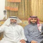 عقد قران الشاب / بدر بادي سعيد عثمان الغانم